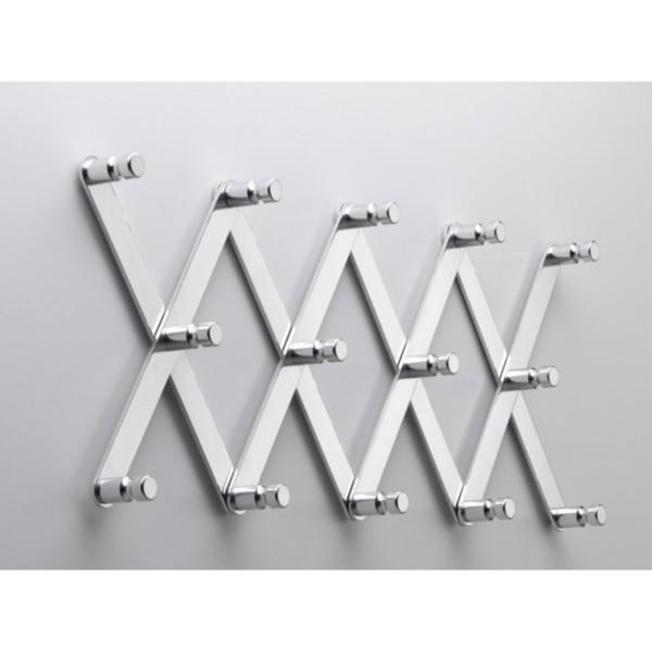 pieperconcept Garderobe Flex Aluminium silber eloxiert 808200000