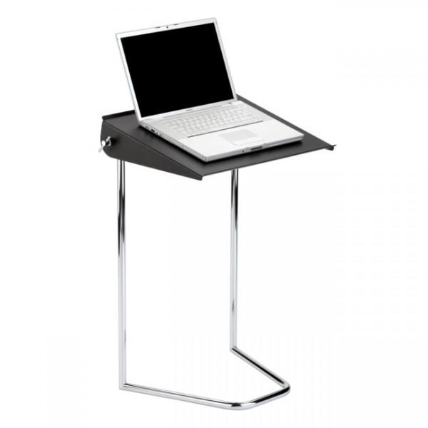 Laptoptisch Cuba Ablage Leder schwarz 811122000
