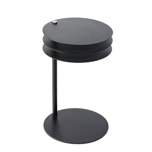 pieperconcept Beistelltisch Molino schwarz 812462000