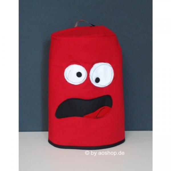Klorollenverstecker Mr. Red 011006