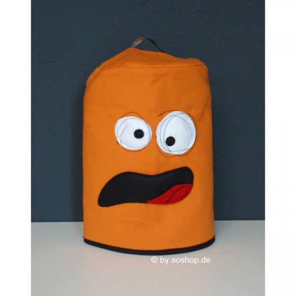 Klorollenverstecker Mr. Orange 011009