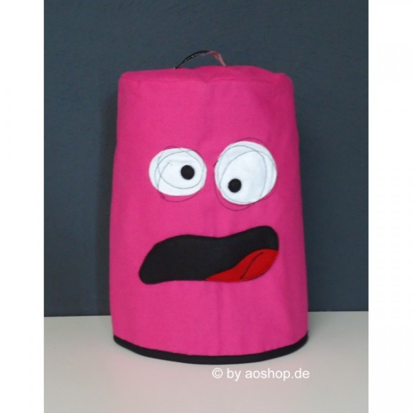 Klorollenverstecker Mr. Pink 011010