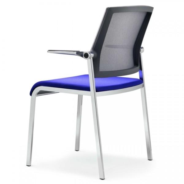 Viasit Vierfuß Stuhl Scope Netz 310.1500 konfigurierbar