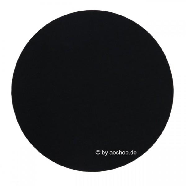 Filzauflage Rund 40 cm schwarz 3001540_02