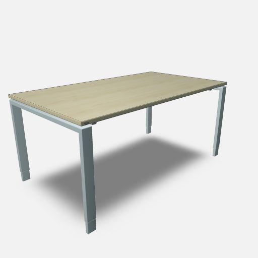 Assmann Schreibtisch Solos 160x90cm konfigurierbar