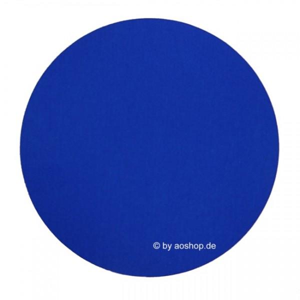 Filzauflage Rund 35 cm blau 3001535_10