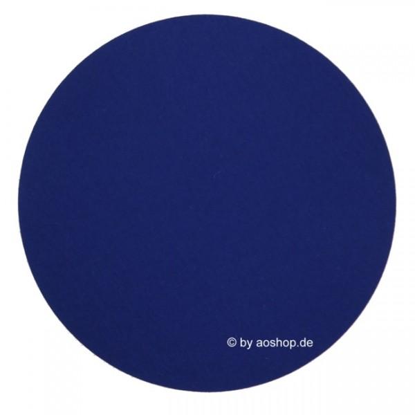 Filzauflage Rund 40 cm dunkelblau 3001540_18