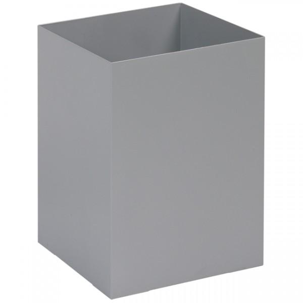 Papierkorb Square aluminium 2008.a