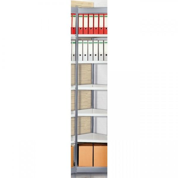 Kerkmann Büro-Eckregal 2189 PROGRESS 2000 37x225cm