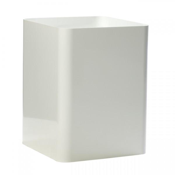 Cascando Papierkorb Flow weiß 2217.w