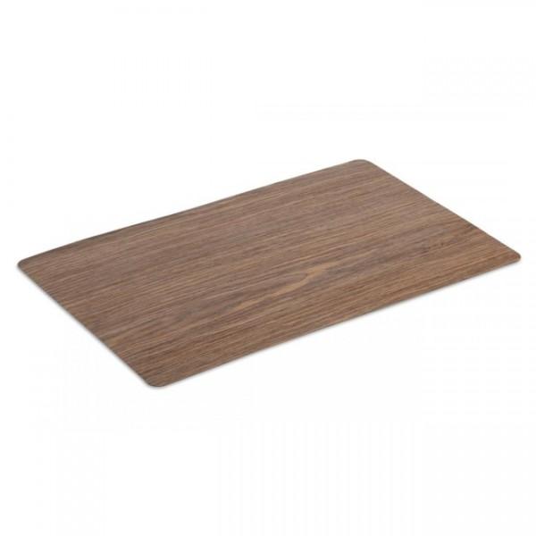 Platzset Wood braun 239002