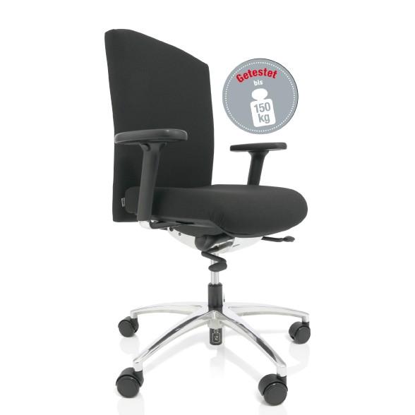 Köhl Bürodrehstuhl Selleo Anwender bis 150kg 2800 konfigurierbar