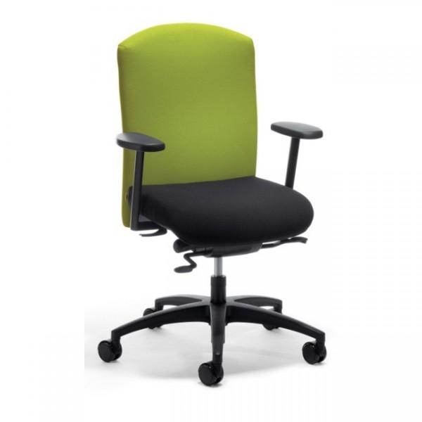 Köhl Bürodrehstuhl Selleo Anwender bis 150kg 2818 konfigurierbar