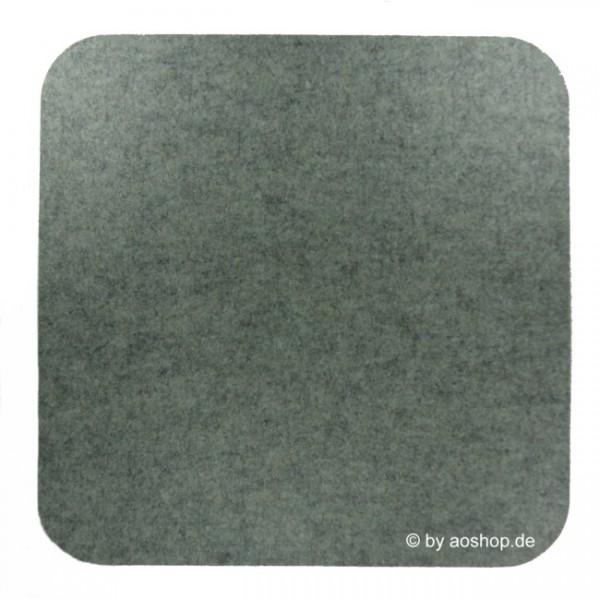 Filzauflage quadratisch 40 cm hellmeliert 3001640_07