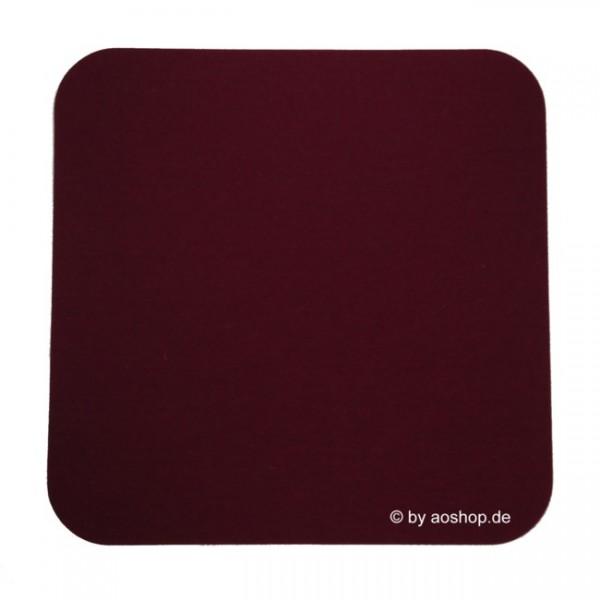 Filzauflage quadratisch 35 cm bordeaux 3001635_21