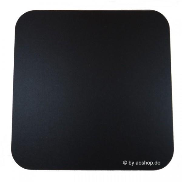 Filzauflage quadratisch 35 cm Antirutsch schwarz 3001635_02AR