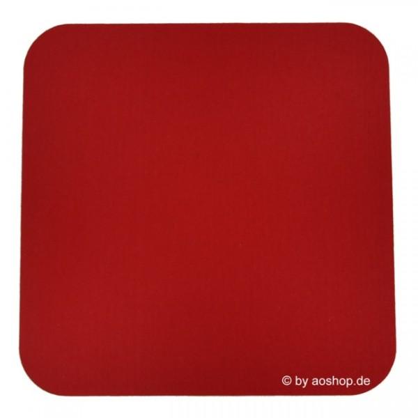 Filzauflage quadratisch 40 cm rot 3001640_11