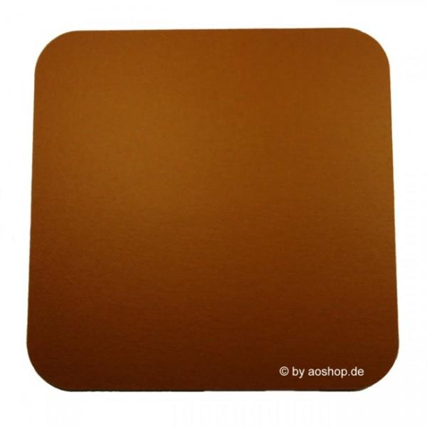 Filzauflage quadratisch 35 cm walnuss 3001635_29