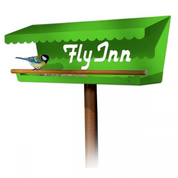 Vogelhaus Fly Inn grün 350c