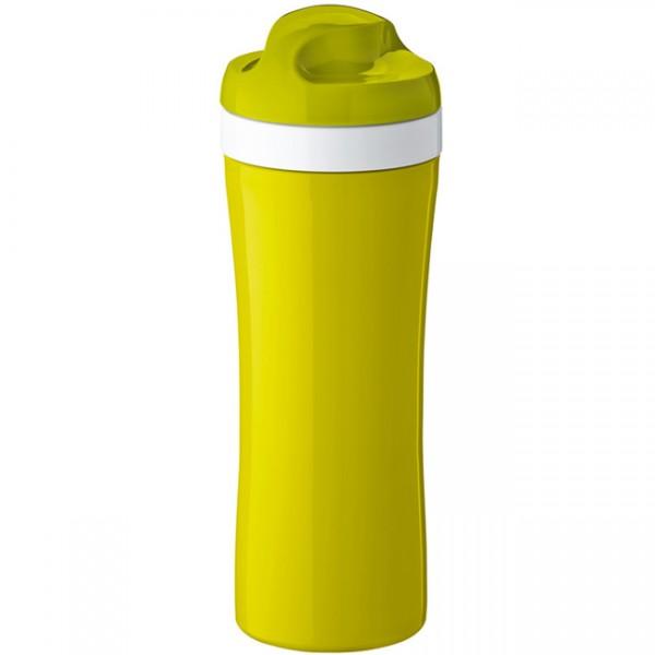 Trinkflasche Oase senfgrün 3708101