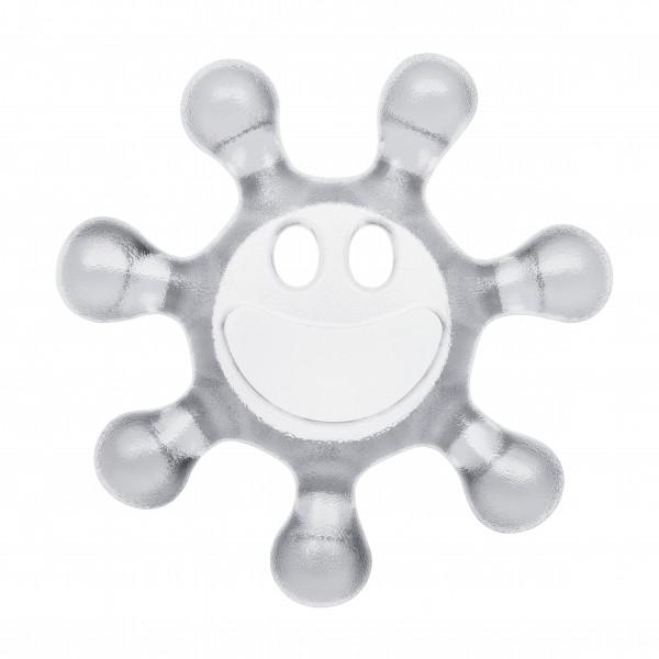 Koziol Drehverschlussöffner Sunny crystal clear 3716535