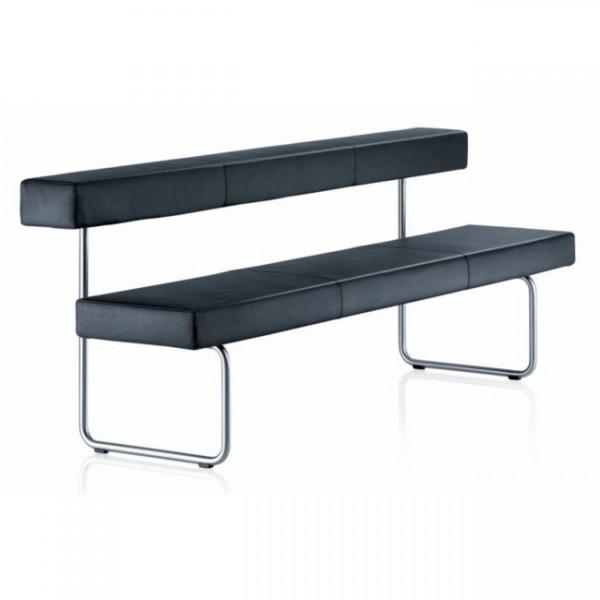 Girsberger Sitzbank mit Rückenlehne Permesso 418