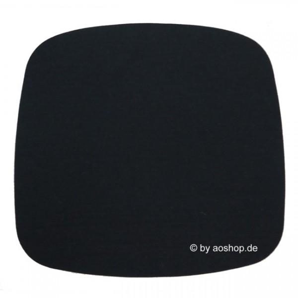 Filzauflage Eames Plastic Armchair Antirutsch schwarz 5011137_02AR