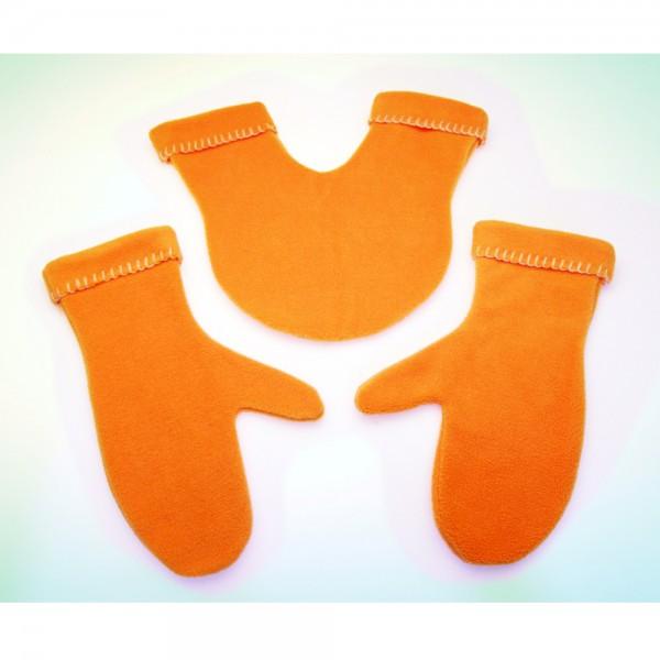 Partnerhandschuhe orange 507f