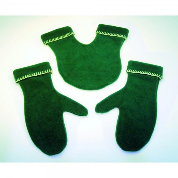 Partnerhandschuhe grün 507g