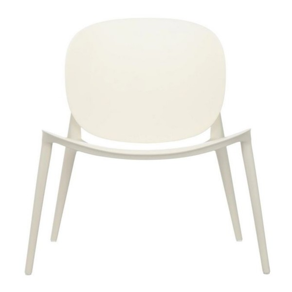 Sessel Be Bop mattweiß 582603