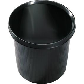 Papierkorb Object schwarz