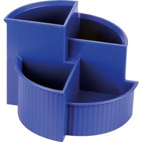 Multiköcher blau