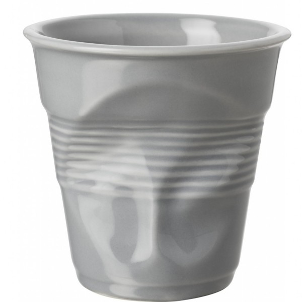 Revol Knickbecher Tasse Cappuccino grau 180ml RV640314