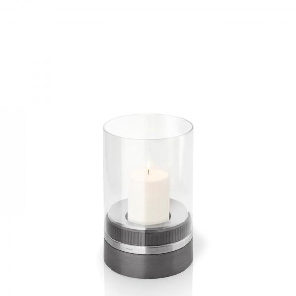 Blomus Windlicht mit Kerze Piedra 65274