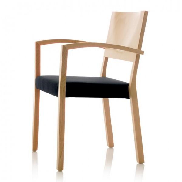 s13 stapelstuhl mit al 6711 101 buche sitzpolster konfigurierbar im online kaufen. Black Bedroom Furniture Sets. Home Design Ideas