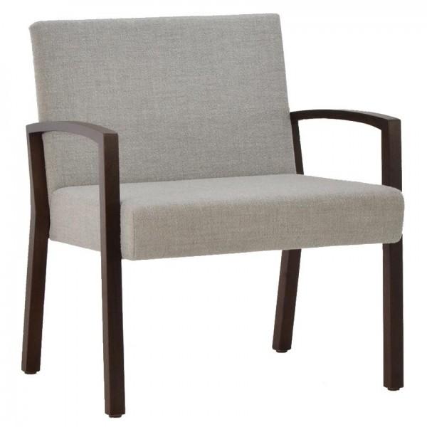 Wiesner Hager S13 bariatric Stuhl mit AL (breit) 6727-113