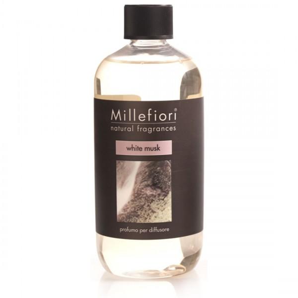 Millefiori Milano Nachfüllkonzentrat für Diffusor White Musk 500ml 7REMB