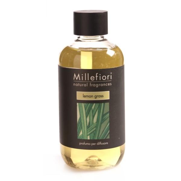 Millefiori Milano Nachfüllkonzentrat für Diffusor Lemon Grass 250ml 7REMLG