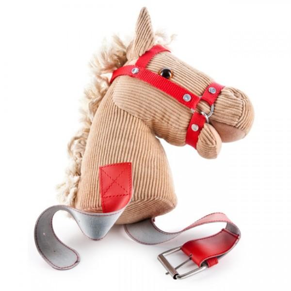 Pferdekopf zum Anschnallen 900230