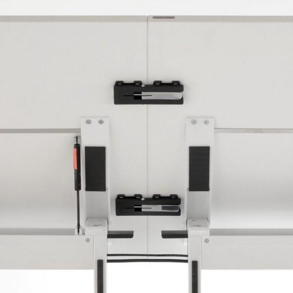 Wiesner Hager  flex_table/n_table Schnellverketter (1 Stück) 9125-000