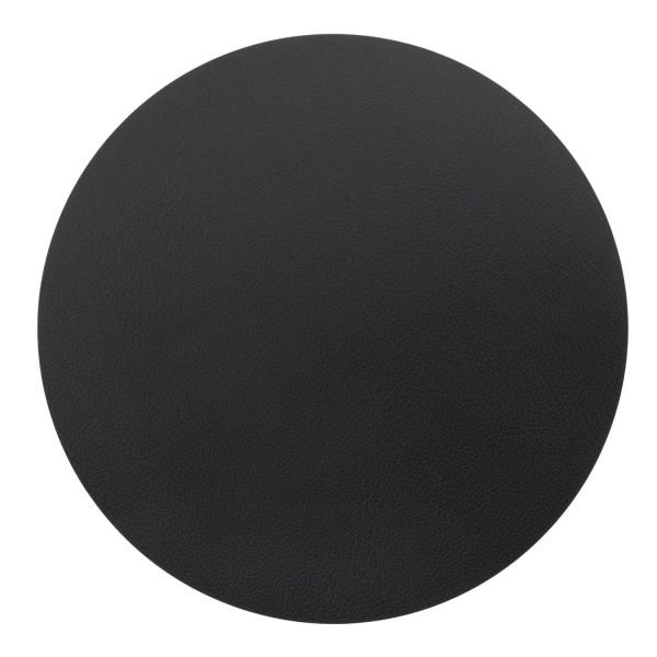 Lind DNA Tischset Circle XL 40cm Bull schwarz 981694