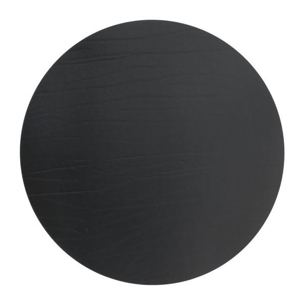 Lind DNA Tischset Circle XL 40cm Buffalo schwarz 981699