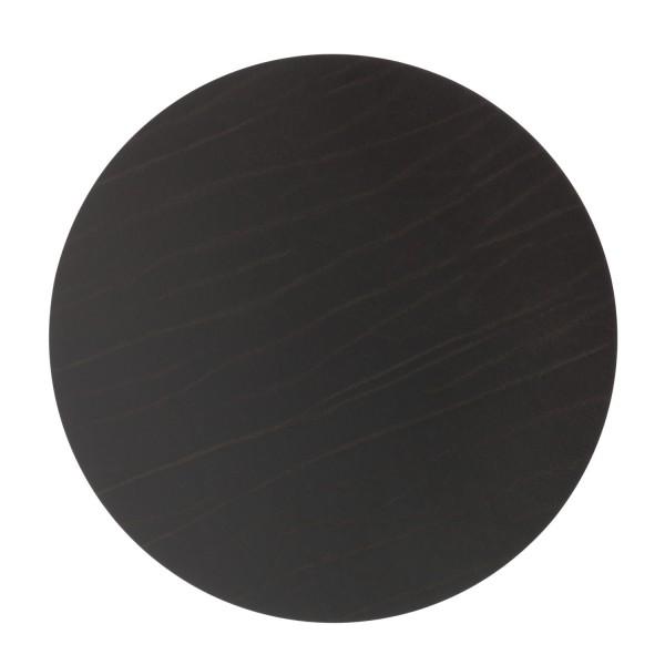 Lind DNA Tischset Circle XL 40cm Buffalo braun 981701