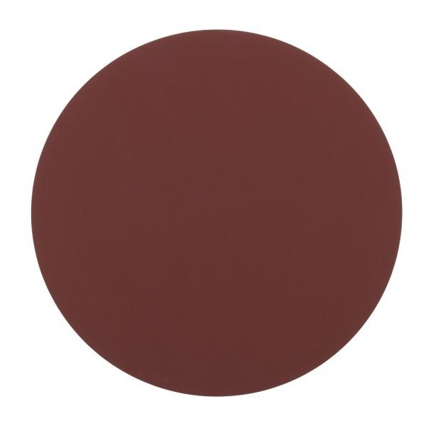 Lind DNA Tischset Circle XL 40cm Nupo rot 981892