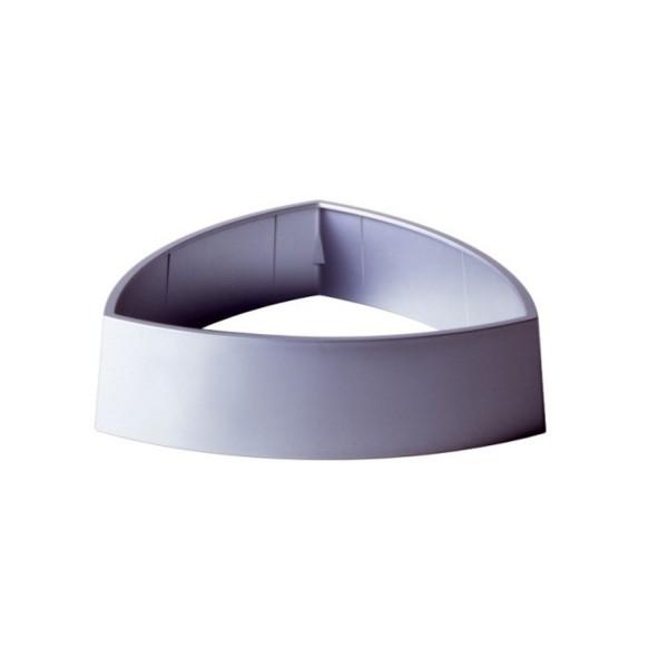 Rexite Abfallsack Abdeckring Eco aluminium Ausführung 17.A5.AN