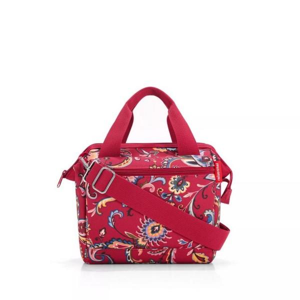 reisenthel® Allrounder Cross paisley ruby MQ3067