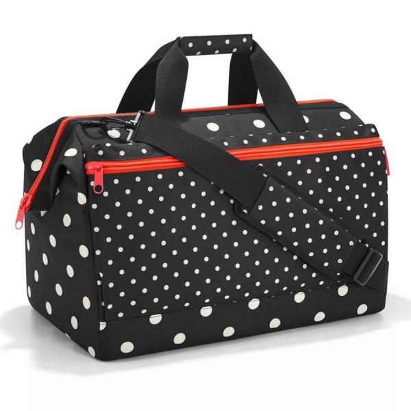 reisenthel® Allrounder L pocket mixed dots MK7051