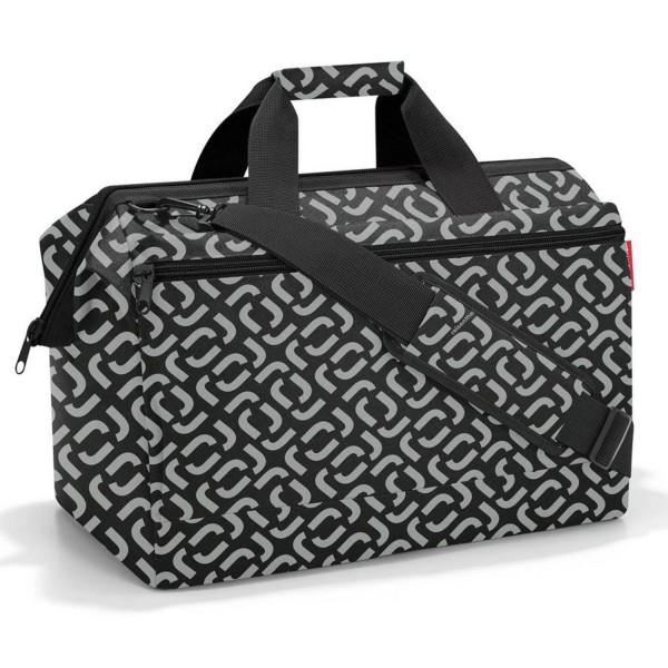 reisenthel® Allrounder L pocket signature black MK7054