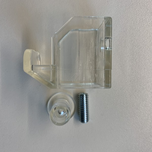 Assmann Clip für Knieraumblendenbefestigung