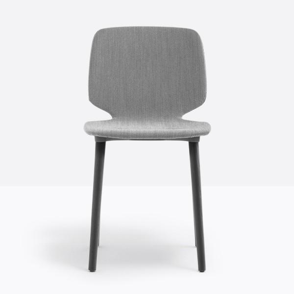 Pedrali Babila 2751 Stuhl mit Stoffbezug